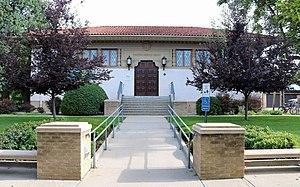 Burnham Hoyt - Denver Public Library Park Hill Branch