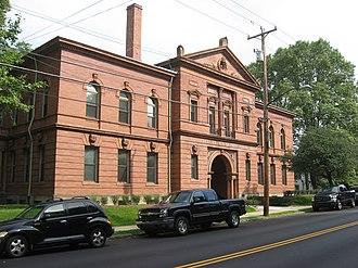 Park Place School - Image: Park Place School