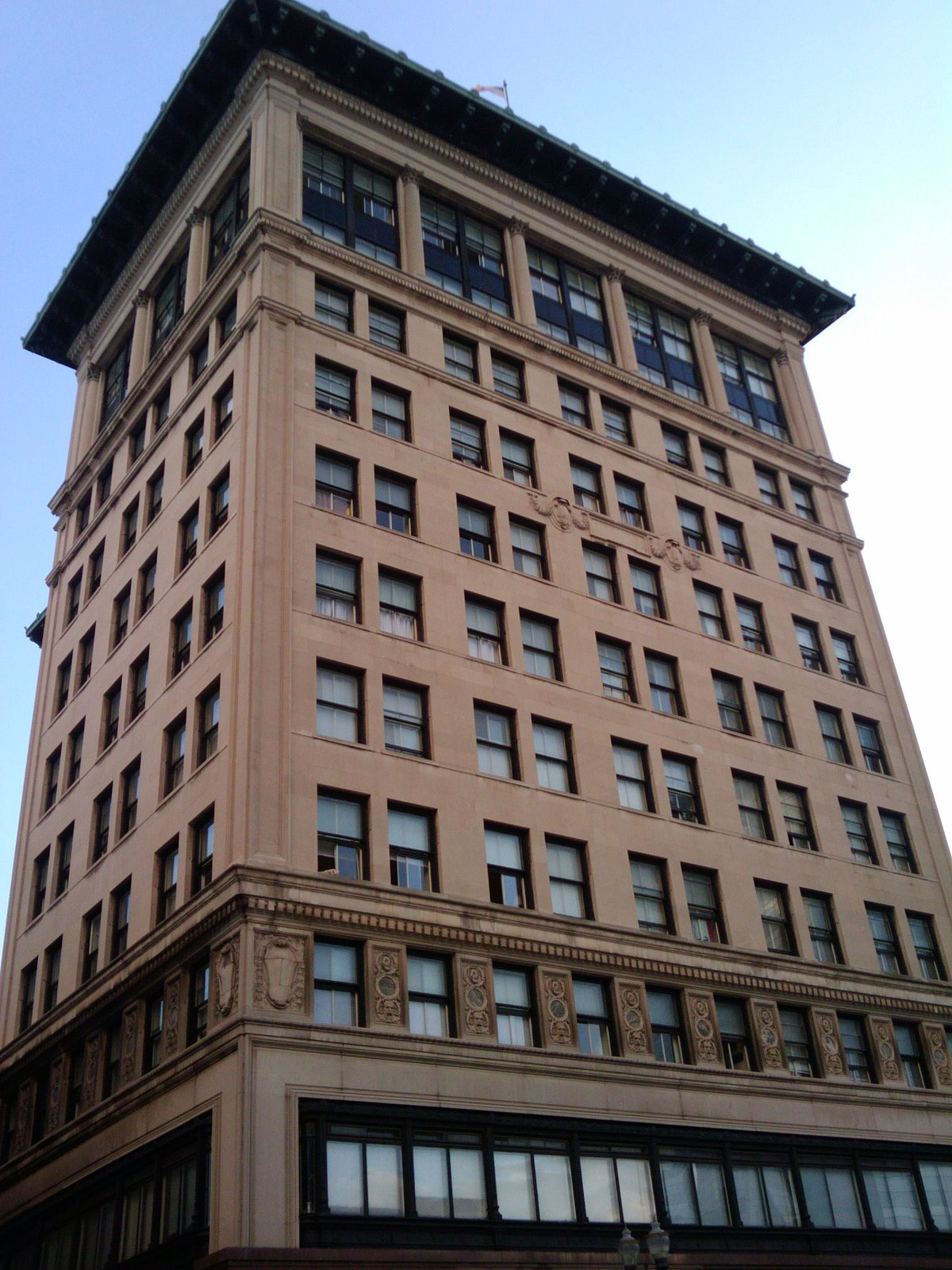 Park Building Worcester Massachusetts Wikipedia
