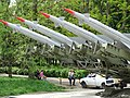 Park Scene with Missiles - Battery 411 Memorial - Odessa - Ukraine - 01 (26862869882).jpg