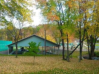 Yatesville, Pennsylvania - Park in Yatesville