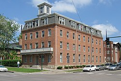 Park House Hotel - Park House Hotel - Wikipedia, the free encyclopedia - The Park House Hotel is an historic apartment building in downtown Iowa City,   Iowa. The building was built in 1852 and added to the National Register of ...