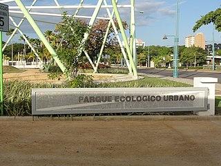 Parque Ecológico Urbano Park in Ponce, Puerto Rico