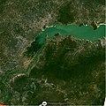 Parte do Reservatório de Sobradinho (barragem - dam), no Rio São Francisco, Remanso-BA (outra imagem 8) (36163971892).jpg