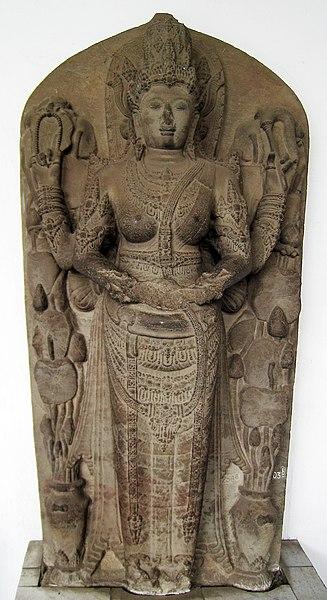 Berkas:Parvati Majapahit 1.JPG