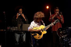 Pat Metheny Group - Image: Pat Metheny