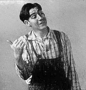 Pat Buttram - Buttram in 1944