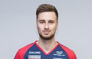 Paul Buchegger Austrian volleyball player