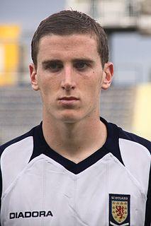 Paul Hanlon Scottish association football player
