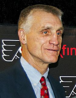 Paul Holmgren American ice hockey player