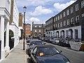 Paulton Street looking toward Old Church Street, Chelsea - geograph.org.uk - 1953070.jpg