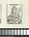 Paus Valentinus Valentinus (titel op object) Liber Chronicarum (serietitel), RP-P-2016-49-57-6.jpg