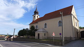 Pavlice (Znojmo District) Municipality in South Moravian, Czech Republic