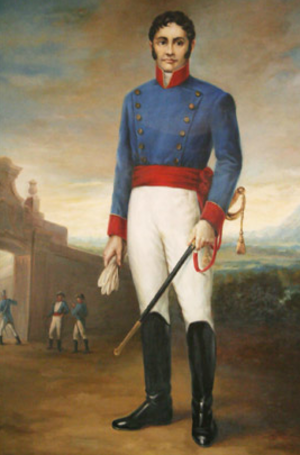 Independence of Paraguay - Pedro Juan Caballero