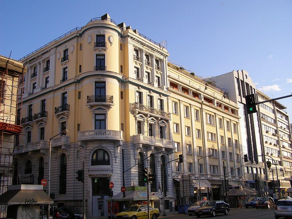 Peiraias budynek 3
