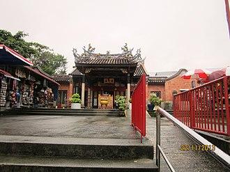 Snake Temple - Image: Penang 070