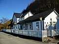 Penmaenpool old railway station - panoramio.jpg