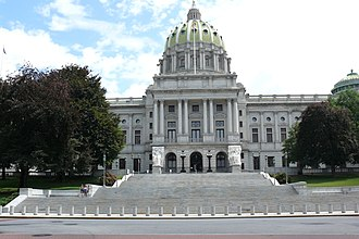 Government of Pennsylvania - The Pennsylvania State Capitol