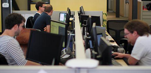 People Working At Wikimedia