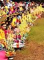 Pesta Adat Kabuenga, yang berasal dari Kabupaten Wakatobi Wangi-Wangi.jpg
