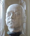 Peter I's death mask by C.Rastrelli (1903 cast, GRM) by shakko 02.jpg