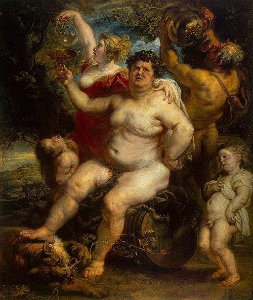 Peter Paul Rubens - Bacchus - WGA20321