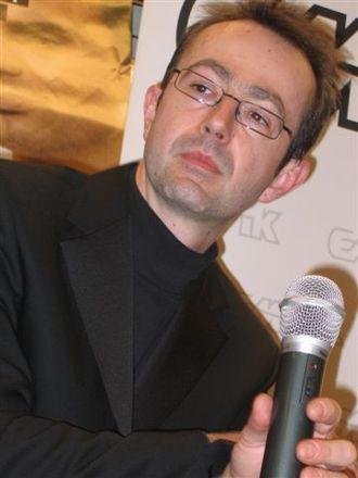37th Karlovy Vary International Film Festival - Petr Zelenka, director of Year of the Devil