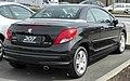Peugeot 207 CC Facelift rear 20100402.jpg