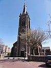 pey (echt-susteren) rijksmonument 14264, kerk, vooraanzicht