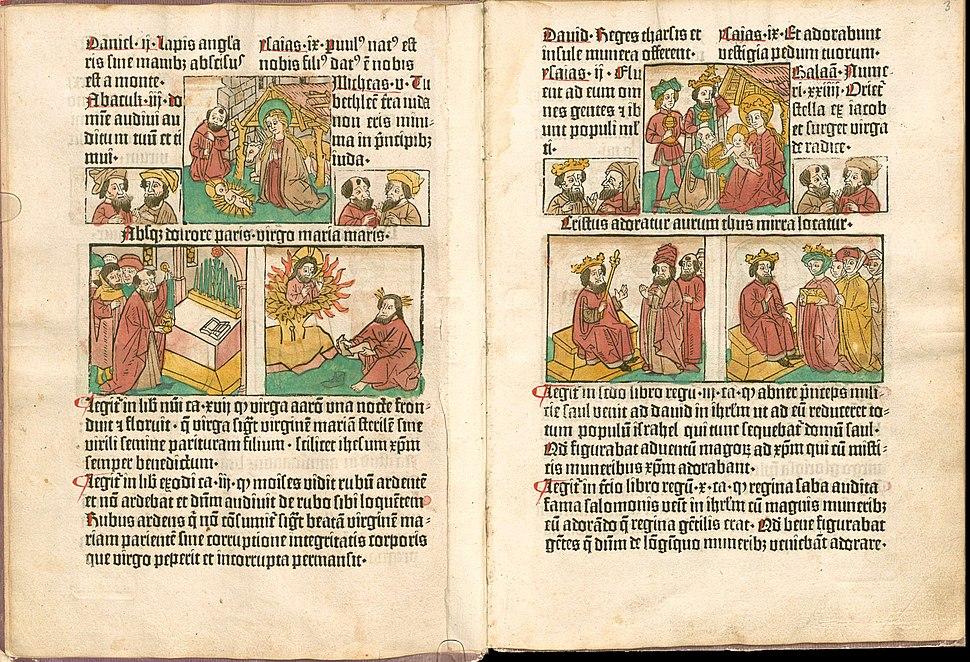 Pfister Biblia Pauperum
