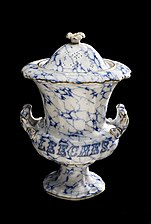 Pharmacy leech jar, England, 1830-1870 Wellcome L0058506