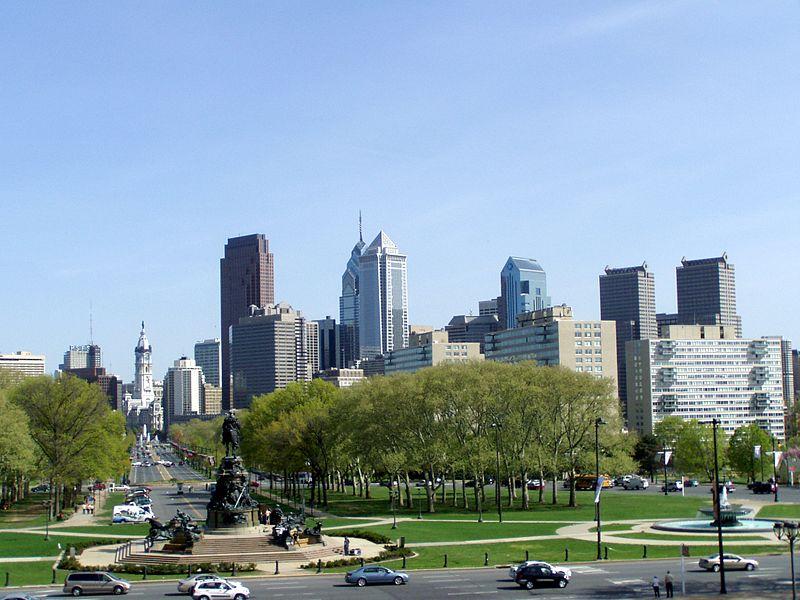 File:Philadelphia skyline-daytime.JPG