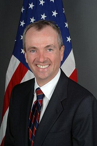 Phil Murphy - Image: Philip D. Murphy