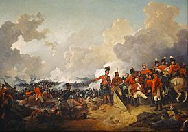 Philip James de Loutherbourg - The Battle of Alexandria, 21 March 1801 - Google Art Project.jpg