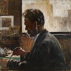 Portrait of Robert Koehler