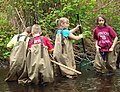 Photo of the Week - Students filling their nets (4742431296).jpg