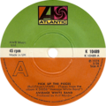 Pick Up the Pieces by Average White Band UK vinyl Side-A.png