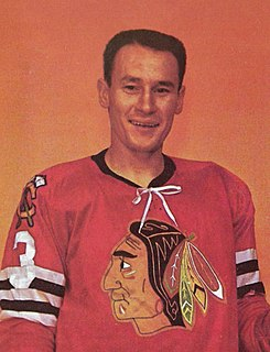 Pierre Pilote Canadian ice hockey player