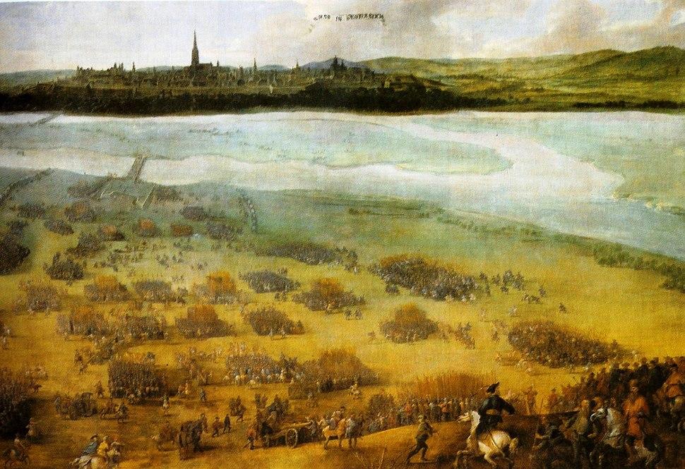 Pieter Snayers Belagerung Wien 1619