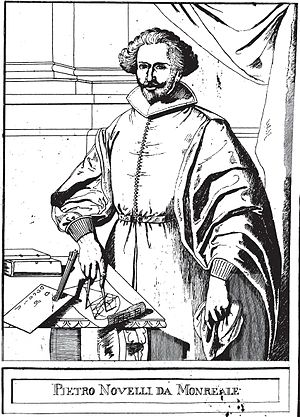 Pietro Novelli - Image: Pietro Novelli