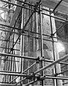 pijlers tijdens restauratie - arnhem - 20024684 - rce