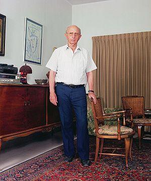 Zvi Zamir - Image: Piki Wiki Israel 28632 Art of Israel