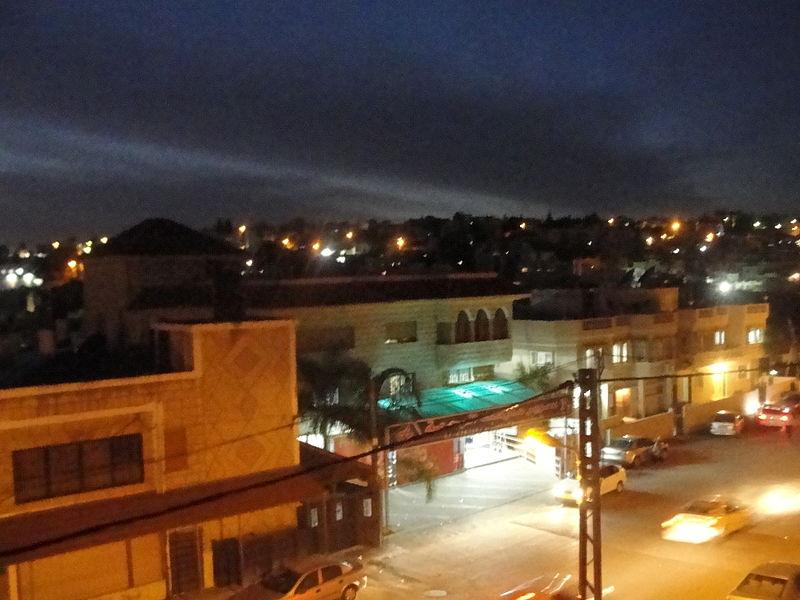 עיר באקה במצב שינה