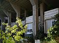 Pilars de l'edifici Espai Verd de Benimaclet.JPG