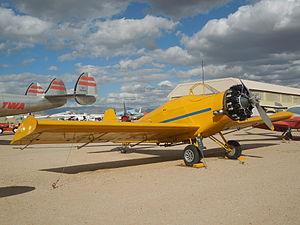 Pima Air & Space Museum - Aircraft 5.JPG