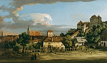 Acrylic Colour Landscape Paintings