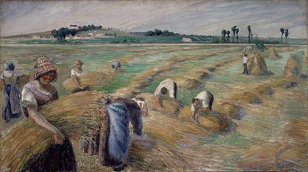 Bönder i arbete