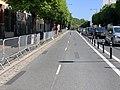 Piste cyclable Avenue Gabriel Péri Montreuil Seine St Denis 7.jpg