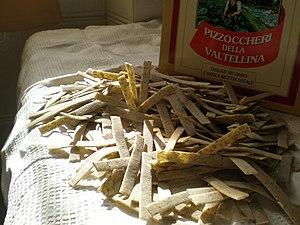 Pizzoccheri - Dry pizzoccheri