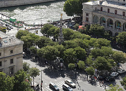 Image illustrative de l'article Place du Châtelet